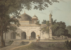 Mausoleum of Nawaub Asoph Khan, Rajemahel
